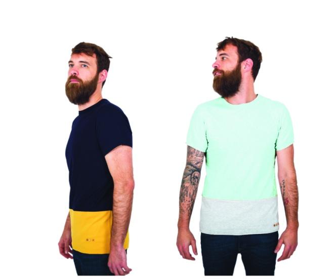 t-shirts Leax