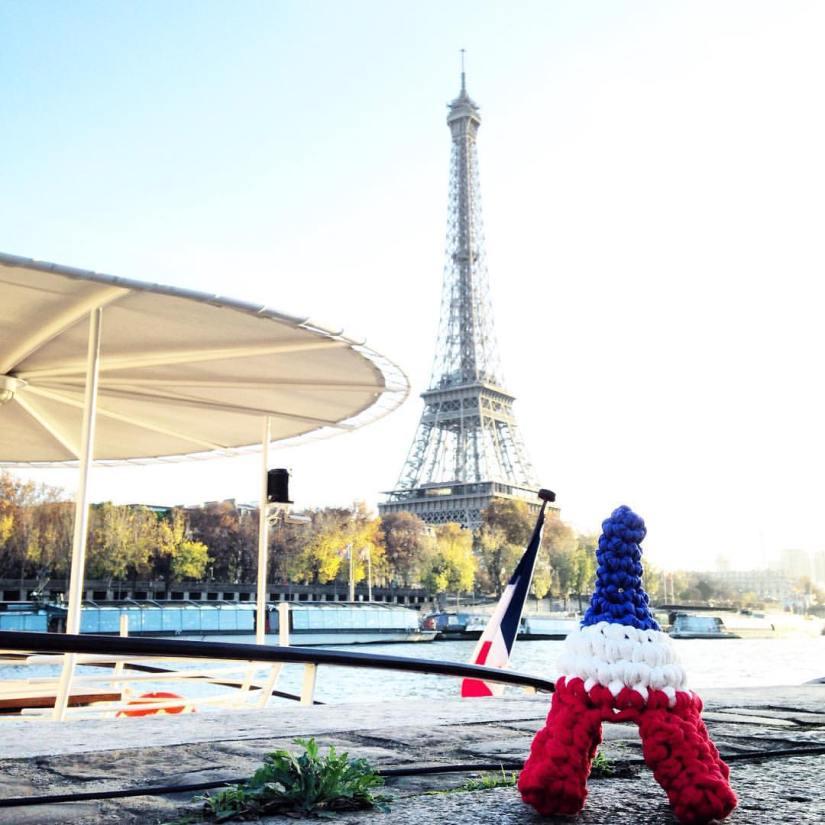 La French Pique, un amour decrochet