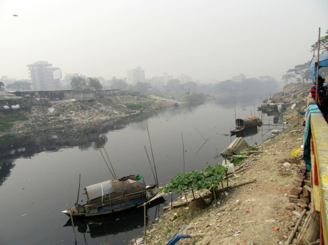 Dhaka-pollution-water